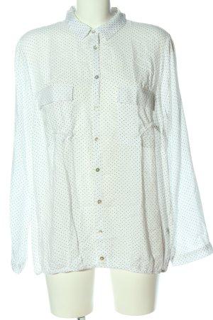 Tom Tailor Camisa de manga larga blanco estilo «business»