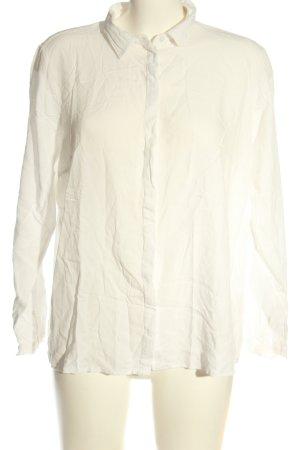 Tom Tailor Langarmhemd creme Casual-Look