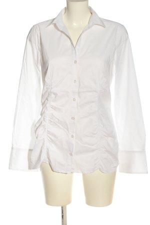 Tom Tailor Langarmhemd weiß Elegant