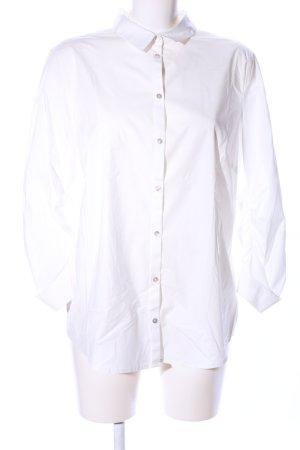 Tom Tailor Langarmhemd weiß Business-Look