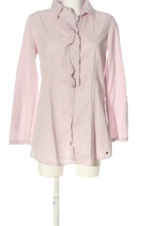 Tom Tailor Langarmhemd pink Casual-Look