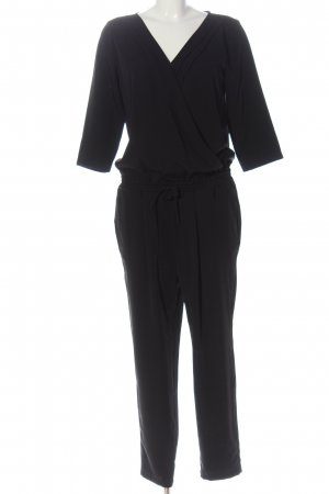 Tom Tailor Langer Jumpsuit black casual look