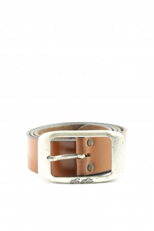 Tom Tailor Leather Belt brown business style