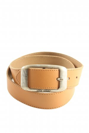 Tom Tailor Leather Belt nude casual look