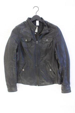 Tom Tailor Lederjacke Größe XL schwarz