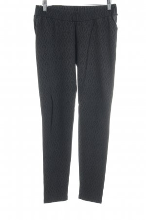 Tom Tailor Leggings dunkelgrau-schwarz Casual-Look