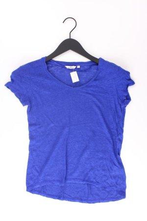 Tom Tailor Leinenshirt blau Größe S