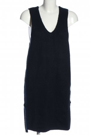Tom Tailor Knitted Dress blue casual look