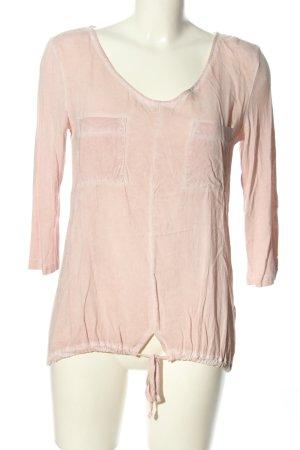 Tom Tailor Longsleeve pink Casual-Look