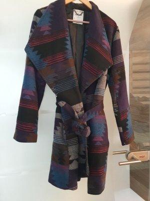 Tom Tailor Wool Jacket black