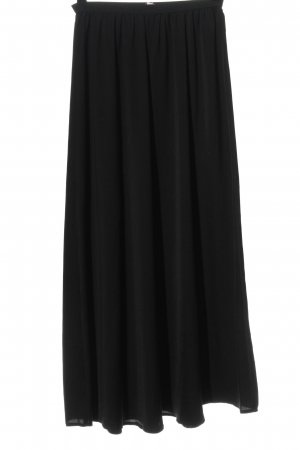 Tom Tailor Maxi Skirt black casual look