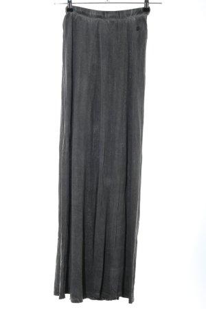 Tom Tailor Falda larga gris claro look casual