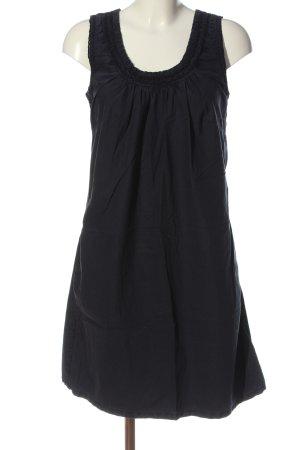 Tom Tailor Minikleid blau Casual-Look