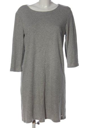 Tom Tailor Sukienka mini jasnoszary W stylu casual