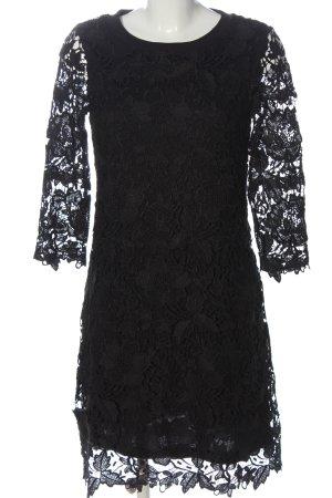 Tom Tailor Minikleid schwarz Elegant