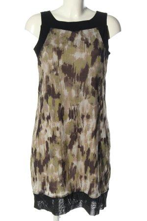 Tom Tailor Mini vestido estampado con diseño abstracto look casual