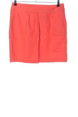 Tom Tailor Miniskirt light orange casual look