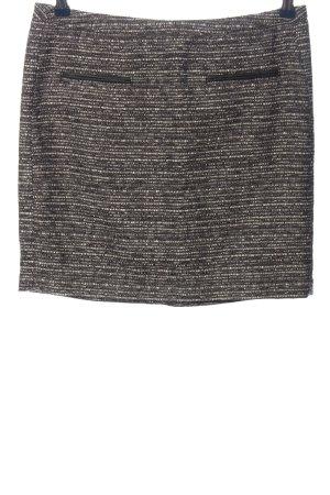 Tom Tailor Miniskirt allover print business style