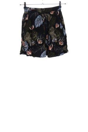 Tom Tailor Miniskirt flower pattern casual look
