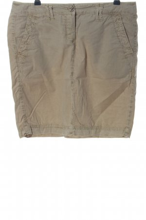 Tom Tailor Miniskirt natural white casual look