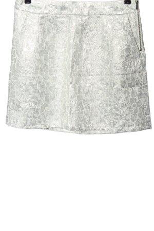 Tom Tailor Miniskirt white allover print elegant