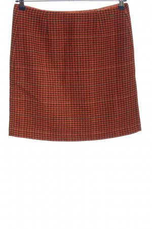Tom Tailor Miniskirt light orange-brown allover print casual look