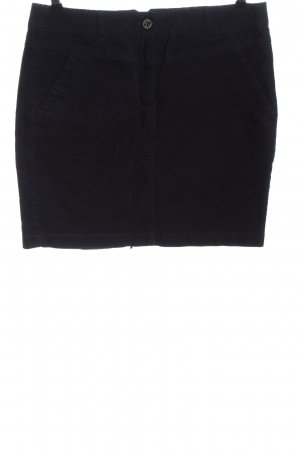 Tom Tailor Miniskirt black casual look