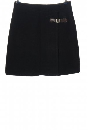 Tom Tailor Miniskirt black-brown casual look