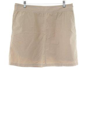 Tom Tailor Miniskirt beige casual look