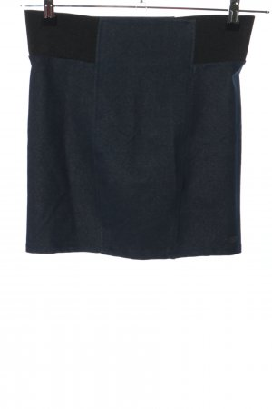 Tom Tailor Miniskirt black flecked casual look