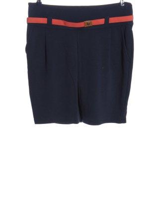 Tom Tailor Miniskirt blue business style