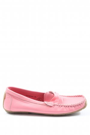 Tom Tailor Moccasins pink casual look