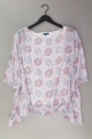 Tom Tailor Oversize-Bluse Größe 38 3/4 Ärmel weiß aus Polyester