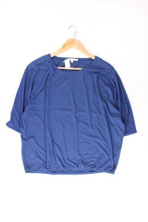 Tom Tailor Oversize-Shirt Größe 4L blau