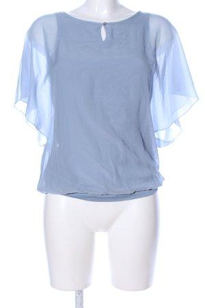 Tom Tailor Oversized Bluse blau Elegant