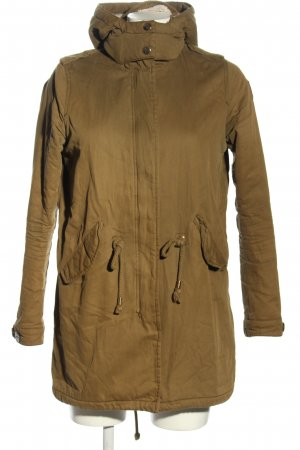 Tom Tailor Parka braun Casual-Look