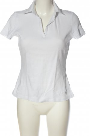 Tom Tailor Polo Shirt white casual look