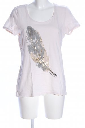 Tom Tailor Print-Shirt Motivdruck Casual-Look