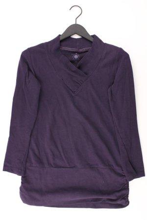 Tom Tailor Pullover Größe S lila aus Baumwolle