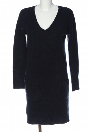 Tom Tailor Vestido tipo jersey negro look casual