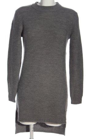 Tom Tailor Vestido tipo jersey gris claro look casual