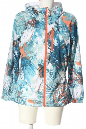 Tom Tailor Raincoat abstract pattern casual look
