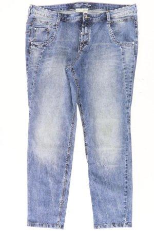 Tom Tailor Regular Jeans Größe W34 blau aus Baumwolle