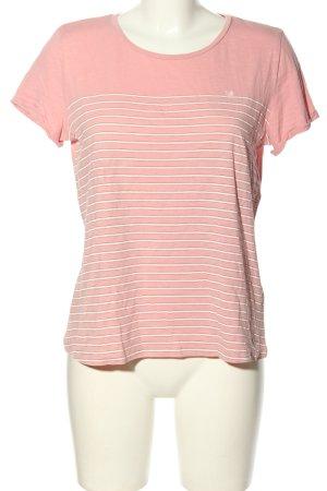 """Tom Tailor Stripe Shirt """"W-xybppw"""" pink"""
