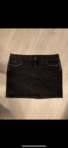Tom Tailor Denim Skirt black
