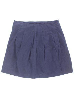 Tom Tailor Skirt blue-neon blue-dark blue-azure cotton