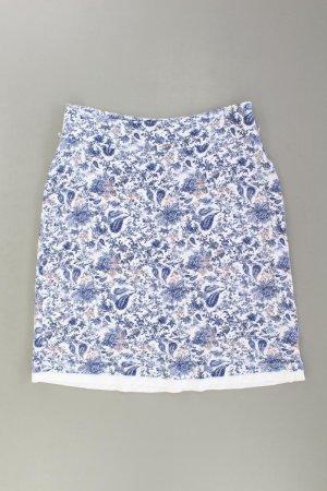 Tom Tailor Falda larga azul-azul neón-azul oscuro-azul celeste Viscosa