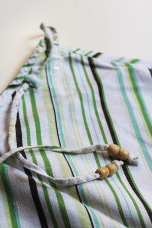 Tom Tailor Falda de lino multicolor Lino