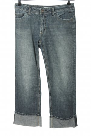 Tom Tailor Jeansy 7/8 niebieski W stylu casual