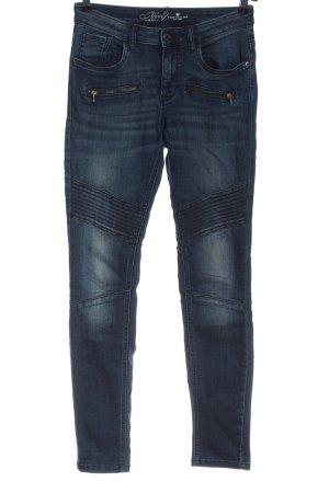 Tom Tailor Jeans cigarette bleu style décontracté